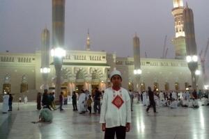Berkah Qur'ani Santri Umroh Ke Tanah Suci