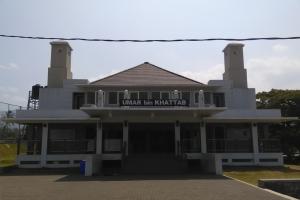 Masjid Putra : Umar bin Khattab