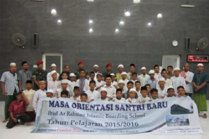 MOS Putra 2015 : Bersama Grup I Kopassus Serang