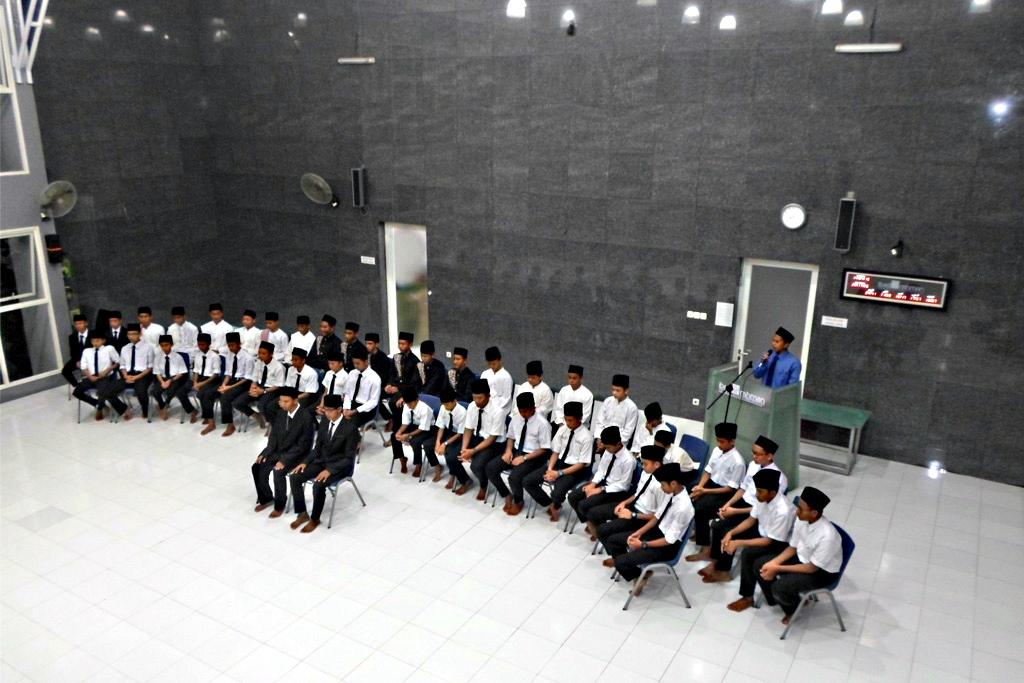 Pelantikan IKSADA tahun 2015 - 2016