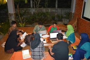 Workshop Focus UN 2016 bersama Labschool Jakarta